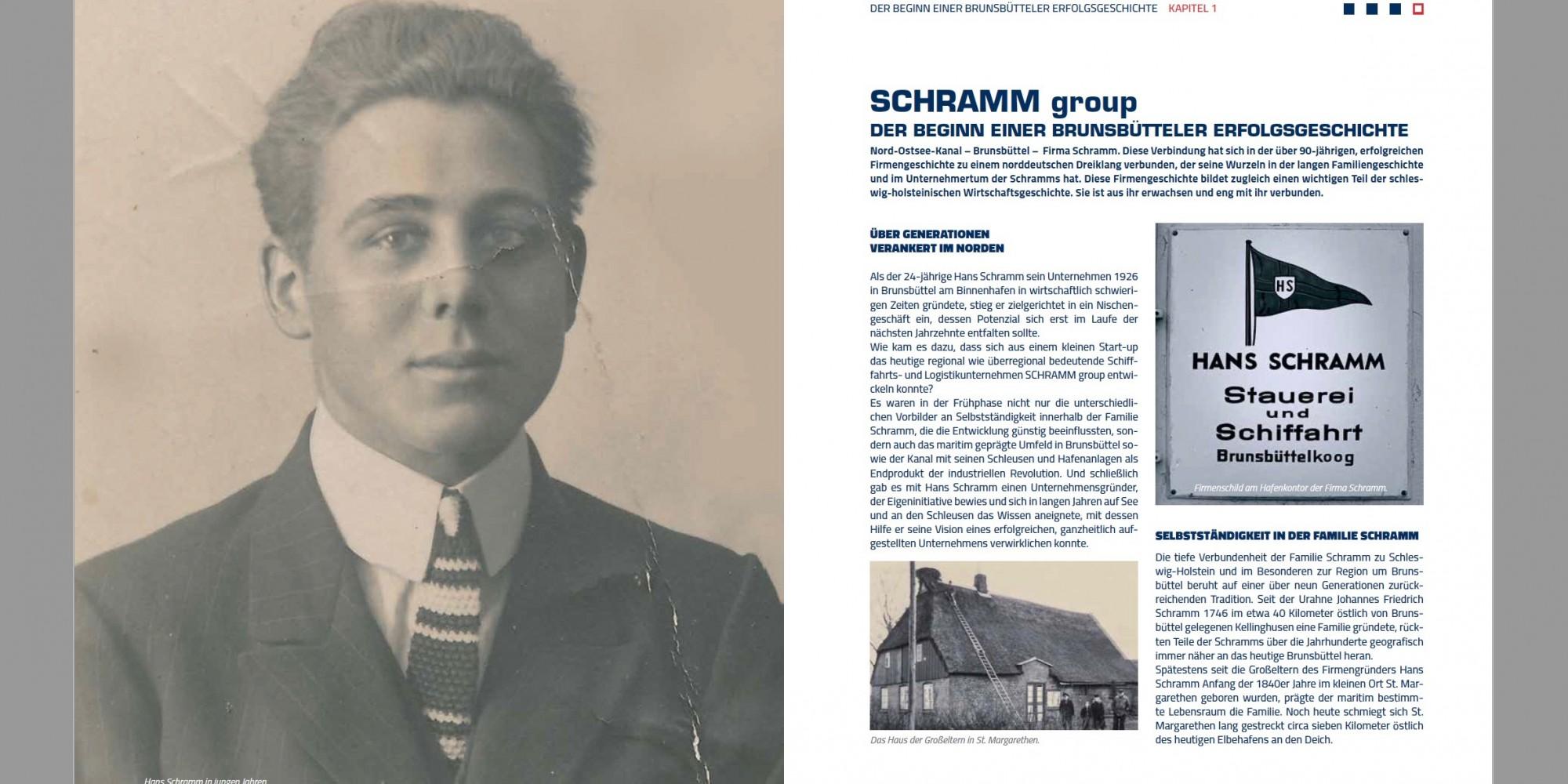 Firmengeschichten Hamburg_SCHRAMM group_Historiker Genossenschaft