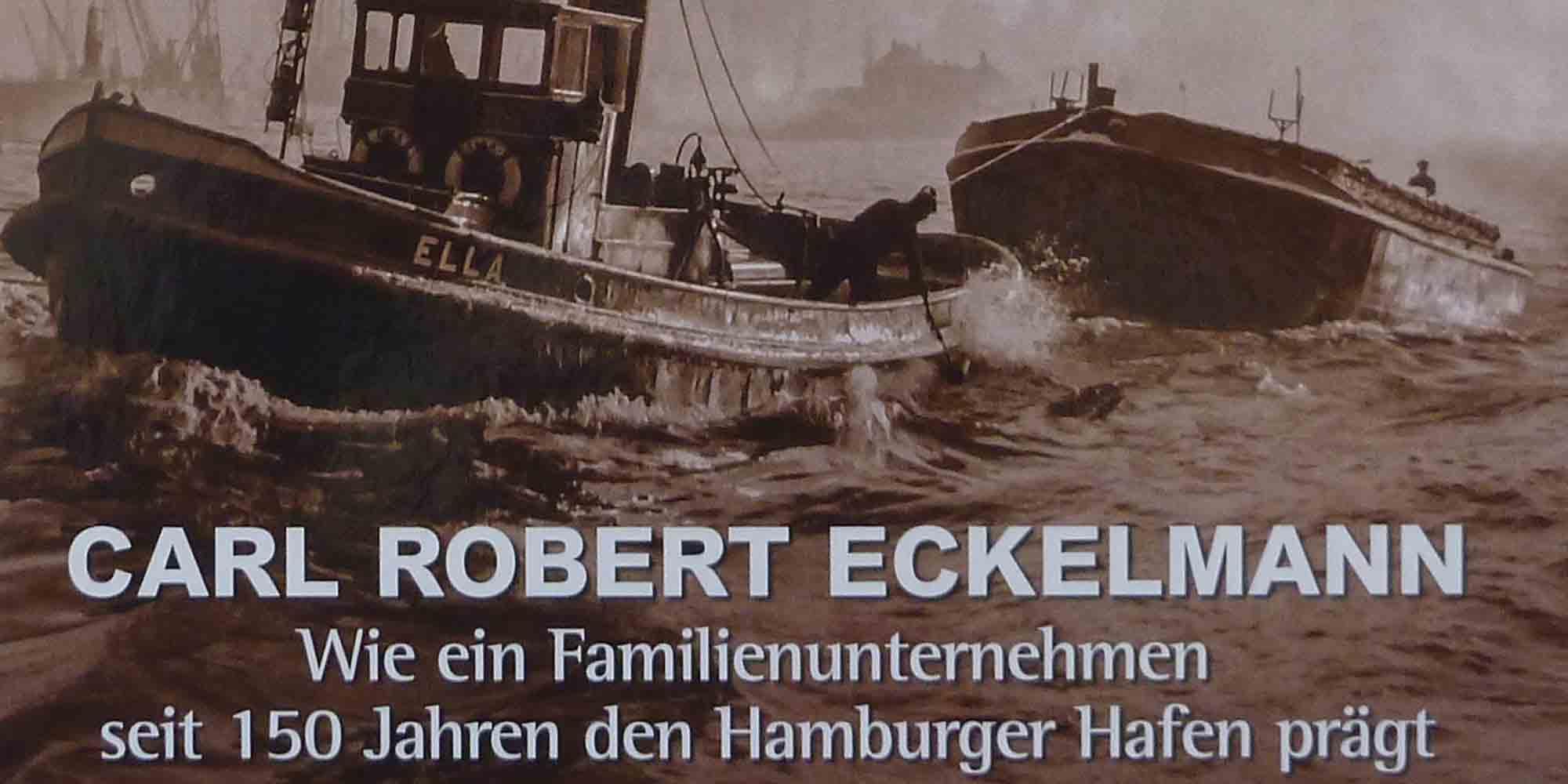 Unternehmensgeschichte_Carl Robert Enkelmann, Firmengeschichten Hamburg