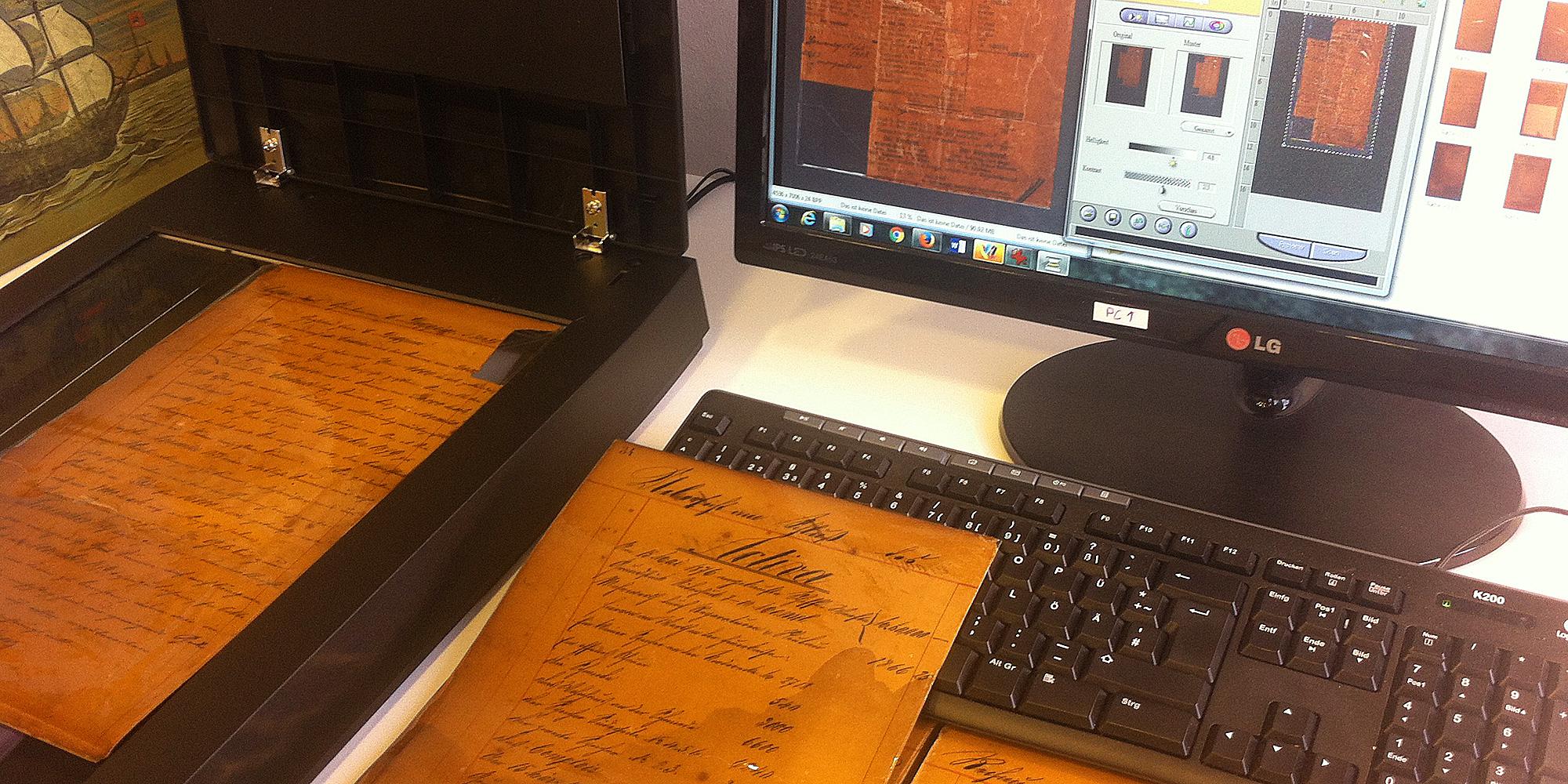 digitalisierung historischer dokumente firmengeschichten hamburg. Black Bedroom Furniture Sets. Home Design Ideas