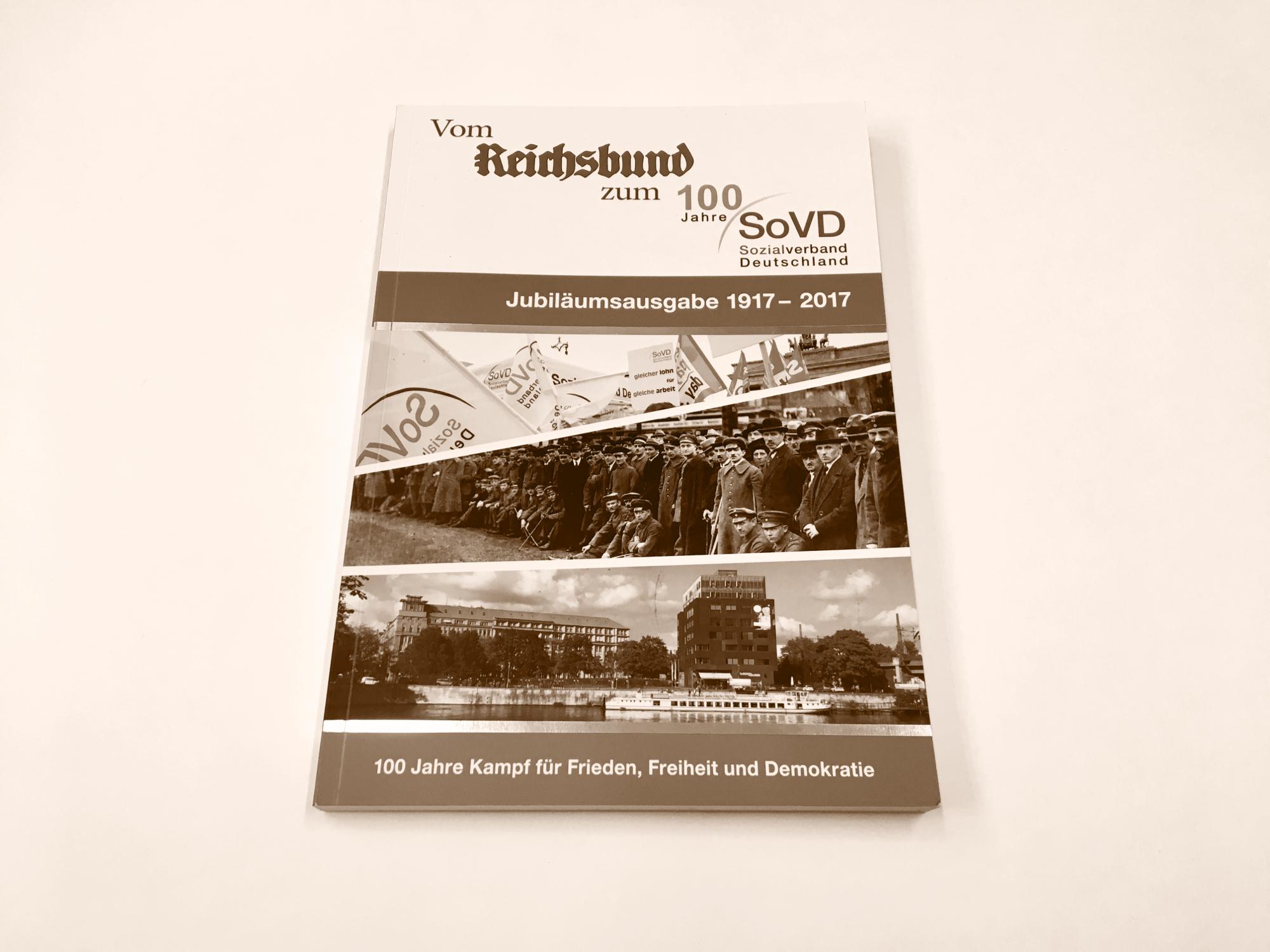 Firmengeschichten Hamburg 100 Jahre SoVD Deutschland