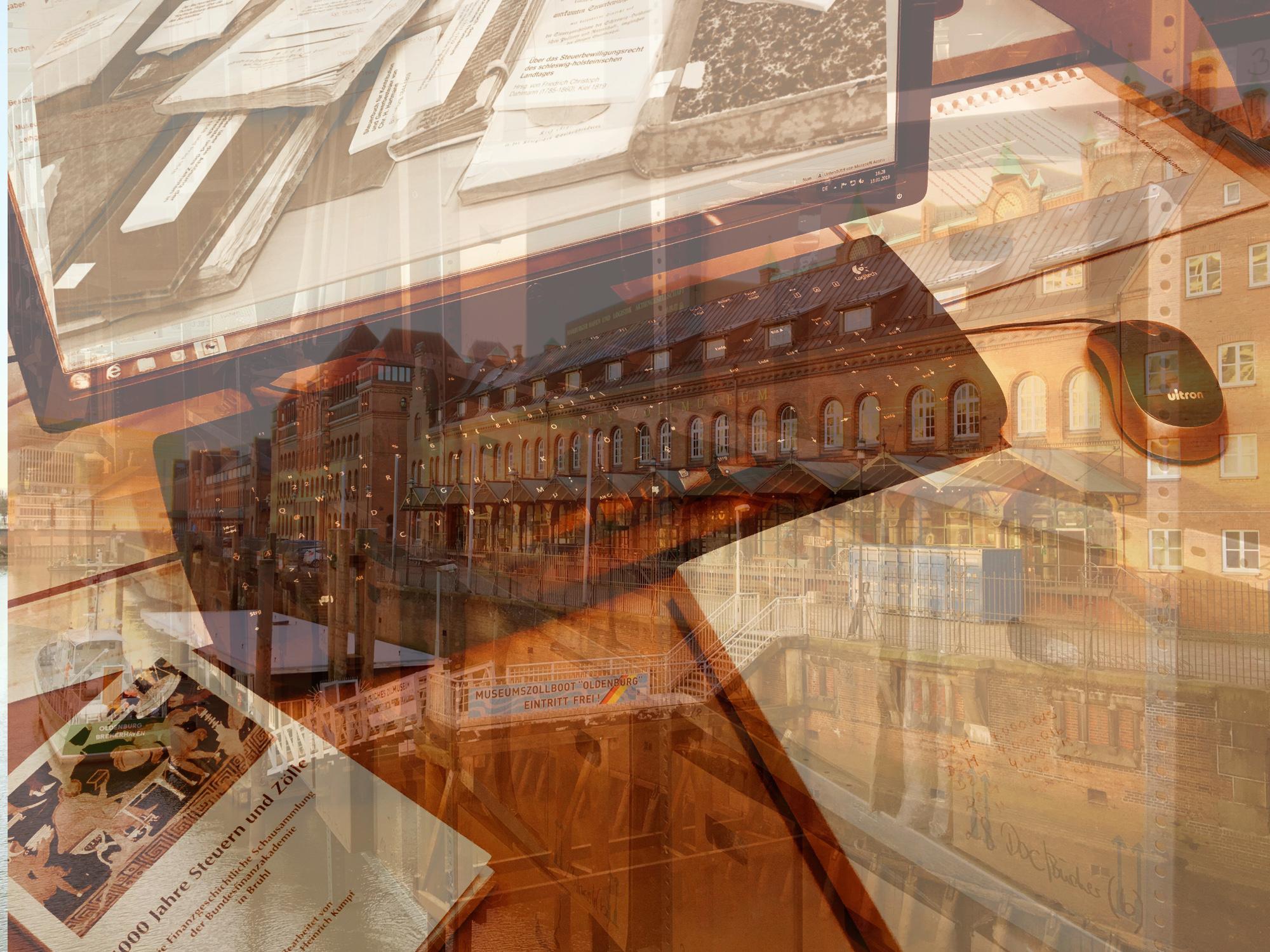 Firmengeschichten Hamburg Archivservice für das Deutsche Zollmuseum Hamburg