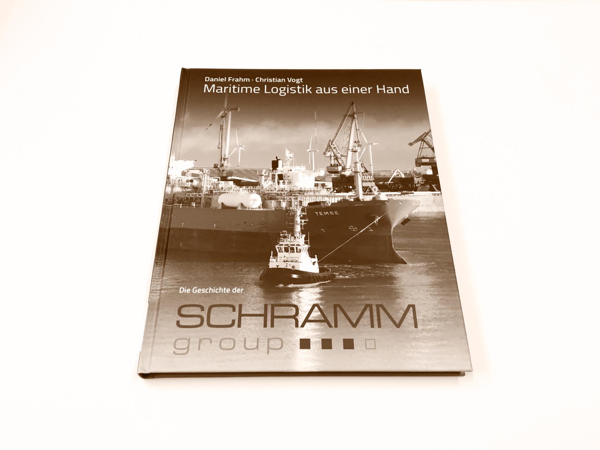 Firmengeschichten Hamburg Die Geschichte der SCHRAMMgroup